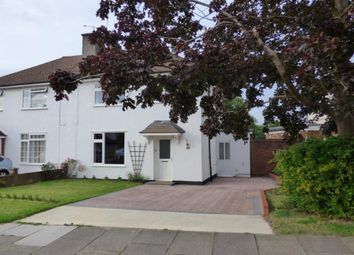 Thumbnail 3 bed semi-detached house for sale in Cripley Road, Farnborough