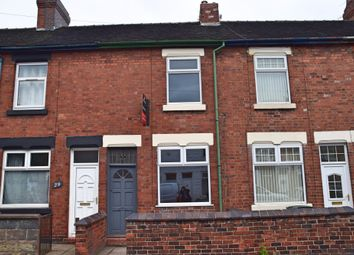 Thumbnail 2 bed terraced house to rent in Keary Street, Stoke-On-Trent