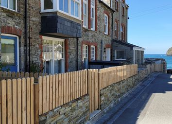 Thumbnail 2 bed flat for sale in Trebarwith Strand, Trebarwith