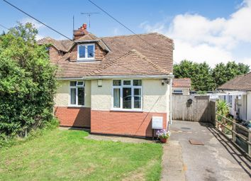 Thumbnail 3 bed semi-detached bungalow for sale in Pean Hill, Whitstable