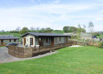 Thumbnail 2 bedroom lodge for sale in Bowthwaite Bridge Farm, Selside, Kendal