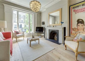 4 bed terraced house for sale in Abbey Gardens, St John's Wood, London NW8