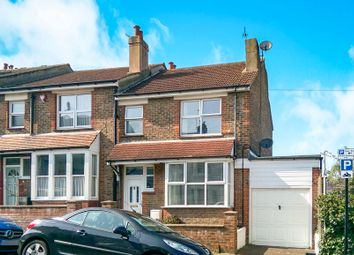 Thumbnail 3 bed end terrace house for sale in Richmond Road, Brighton
