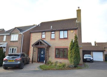 Thumbnail 3 bed detached house for sale in Long Croft, Yate, Bristol