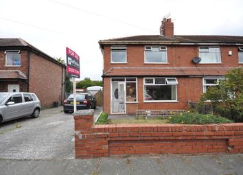 Thumbnail 3 bed terraced house for sale in Newton Road, St. Annes, Lytham St. Annes