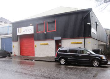 Thumbnail Light industrial for sale in 1A St Marnock Street, Glasgow