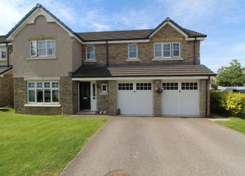 Thumbnail 5 bed detached house for sale in Balcairn Avenue, Oldmeldrum
