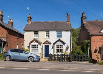 Thumbnail 3 bed semi-detached house for sale in Wormley, Godalming, Surrey