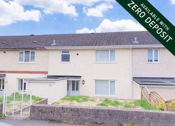 Thumbnail 3 bed property to rent in Cornbrook Road, Bettws, Newport