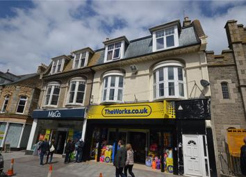 Thumbnail 3 bed flat for sale in Bank Street, Newquay, Cornwall