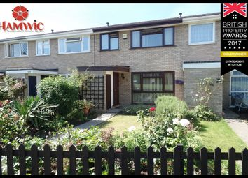 Thumbnail 3 bedroom terraced house for sale in Appletree Close, Southampton
