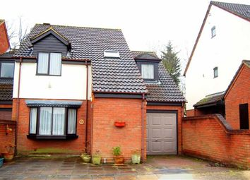Thumbnail 4 bed link-detached house to rent in Gabrielle Close, Wembley, Middlesex