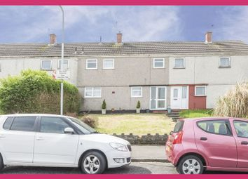 Thumbnail 3 bed terraced house for sale in St. Cenydd Road, Portmead, Swansea