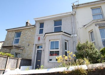 Thumbnail 3 bed terraced house to rent in Westhill Road, Mutley, Plymouth