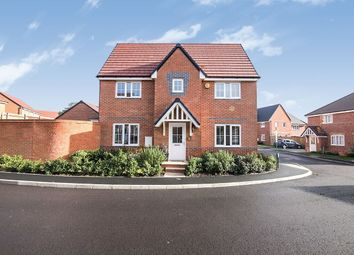 Thumbnail 3 bed detached house for sale in Urwin Street, Bromsgrove