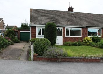 Thumbnail 3 bed bungalow to rent in Tower View, Carlton, Goole
