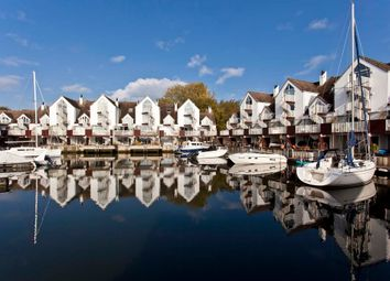 Thumbnail 4 bed town house for sale in Priory Quay, Christchurch, Dorset