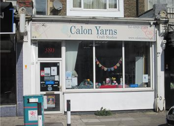Thumbnail Retail premises for sale in 380, Cowbridge Road East, Cardiff, Caerdydd, UK