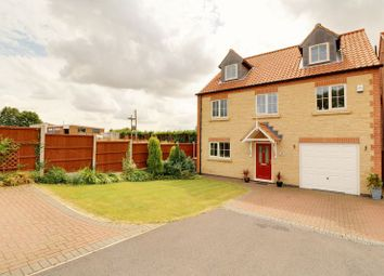 Thumbnail 3 bed detached house for sale in Eagle Court, Kirton Lindsey, Gainsborough