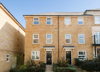 Thumbnail 3 bedroom town house for sale in Hawksmoor Grove, Bromley, London