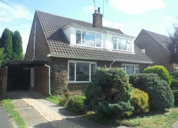 Thumbnail 3 bed semi-detached house to rent in Robyns Way, Sevenoaks