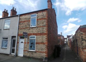 Thumbnail 2 bed terraced house to rent in Salisbury Street, Gainsborough