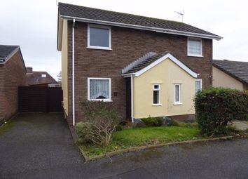 Thumbnail 2 bedroom property to rent in Glenview Avenue, Pembroke Dock, Pembrokeshire