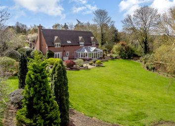 Thumbnail 6 bed detached house for sale in Old Holt Road, Medbourne, Market Harborough, Leicestershire