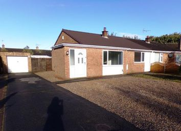 Thumbnail 2 bed bungalow for sale in Studley Close, Northallerton
