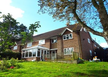 Thumbnail 3 bed link-detached house to rent in Holway Road, Sheringham