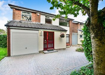 Thumbnail 5 bed detached house for sale in Altrincham Road, Wilmslow