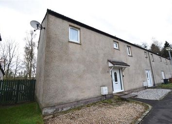 Thumbnail 2 bedroom end terrace house for sale in Chestnut Avenue, Cumbernauld