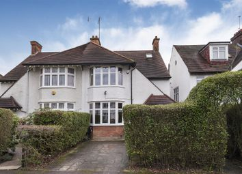 Thumbnail 5 bedroom semi-detached house for sale in Corringham Road, London