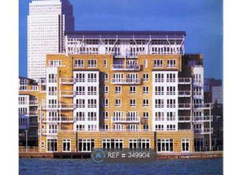 Thumbnail 1 bed flat to rent in Lockes Wharf, London