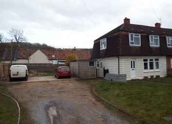 Thumbnail 3 bed end terrace house for sale in Wookey, Wells, Somerset
