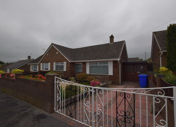 Thumbnail 2 bed semi-detached bungalow to rent in Axon Crescent, Stoke-On-Trent