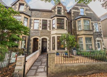 Thumbnail 5 bed terraced house for sale in Conway Road, Pontcanna, Cardiff