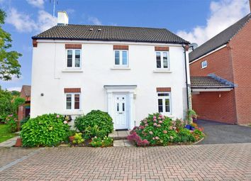 Thumbnail 3 bed detached house for sale in Hanbury Square, Petersfield, Hampshire