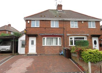 Thumbnail 3 bedroom semi-detached house for sale in Clare Road, Wolverhampton