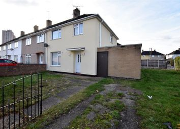 Thumbnail 3 bed end terrace house for sale in Brooksby Lane, Clifton, Nottingham