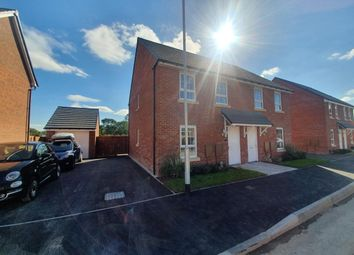 Thumbnail 3 bed property to rent in Dionard Drive, Lubbesthorpe, Leicester