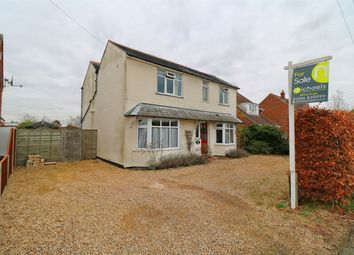 Thumbnail 4 bed detached house for sale in Plough Road, Aingers Green, Great Bentley, Colchester, Essex