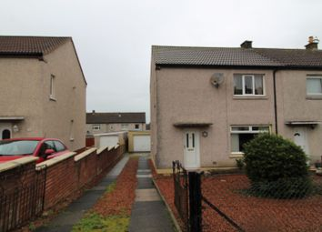 Thumbnail 3 bed end terrace house for sale in Cairnscadden Road, Cumnock