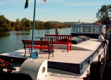 Thumbnail 2 bed houseboat for sale in Lock Place, Sonning