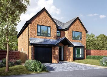 Thumbnail 5 bed detached house for sale in Proudman Lane, Winsford, Cheshire