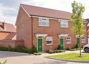 Thumbnail 2 bed end terrace house to rent in Scholars Walk, Highwood, Horsham