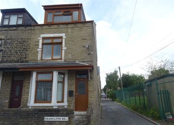 Thumbnail 4 bed end terrace house for sale in Nearcliffe Road, Bradford, West Yorkshire