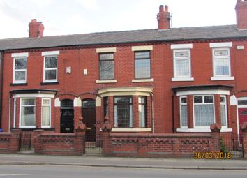 Thumbnail 2 bed terraced house to rent in Town Lane, Denton
