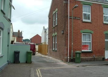 Thumbnail 2 bed flat to rent in Cowick Road, Exeter