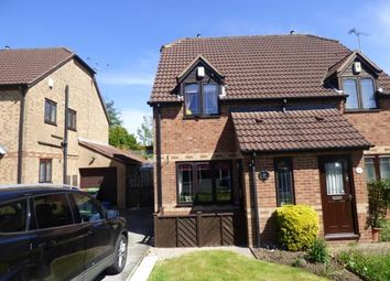 Thumbnail 2 bed semi-detached house for sale in Kingswood Drive, Kirkby-In-Ashfield, Nottingham